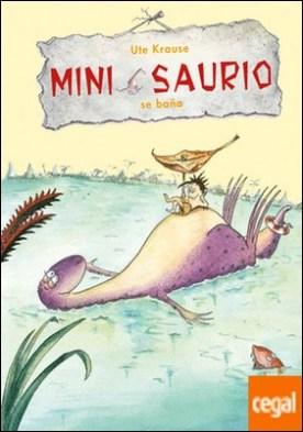 5. MINI SAURIO se baña