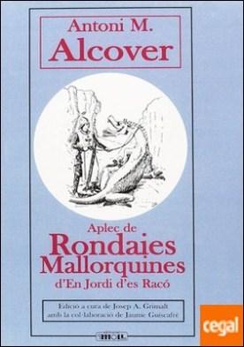 Aplec de Rondaies mallorquines d'En Jordi d'es Racó vol. VII