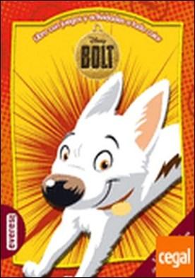 Bolt . Libro con juegos y actividades a todo color