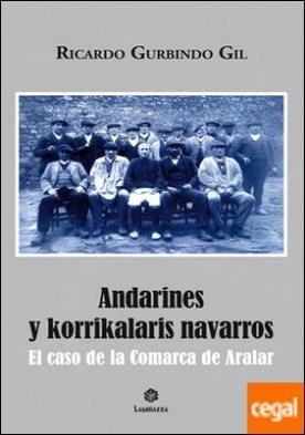 Andarines y korrikalaris navarros . El caso de la Comarca de Aralar