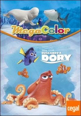 Buscando a Dory. Megacolor por Disney