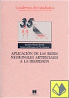 Apliación de las redes neuronales artificiales a la regresión (35)