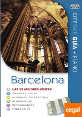 Barcelona (Citypack) . (Incluye plano desplegable)