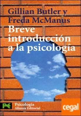Breve introducción a la psicología