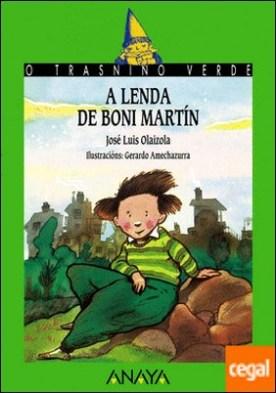 12. A lenda de Boni Martín