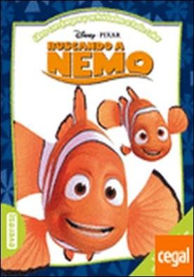 Buscando a Nemo . Libro con juegos y actividades a todo color