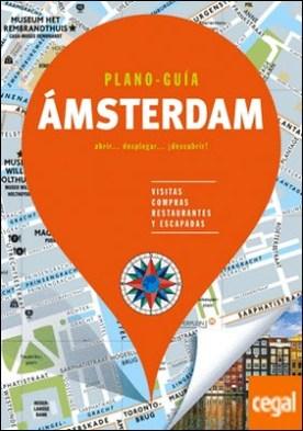 Ámsterdam (Plano - Guía) . Visitas, compras, restaurantes y escapadas