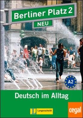 Berliner platz 2 neu, libro del alumno y libro de ejercicios + cd + d-a-ch