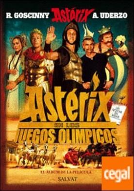 Astérix en los Juegos Olímpicos . El álbum de la película