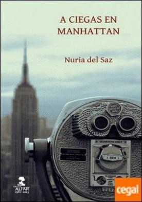 A ciegas en Manhattan . Sin vista pero sin pausa