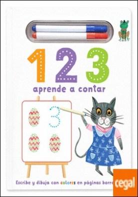 1, 2, 3 Aprende a contar