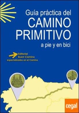 Camino primitivo a pie y en bici por Carlos Mencos PDF