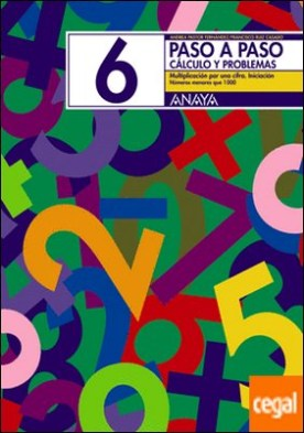 6. Multiplicación por una cifra. Iniciación