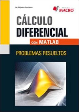 Cálculo diferencial con MatLAB