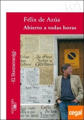 ABIERTO A TODAS HORAS
