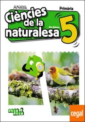 Ciències de la naturalesa 5.