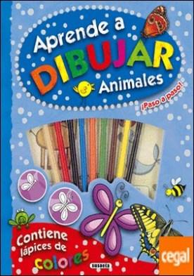 Aprende a dibujar animales ¡paso a paso!