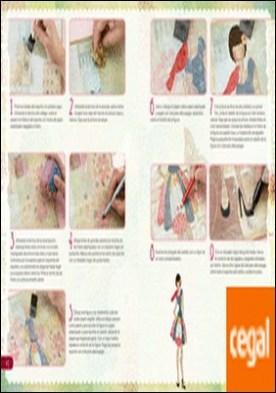 Collage de moda . Técnicas para crear arte a la moda