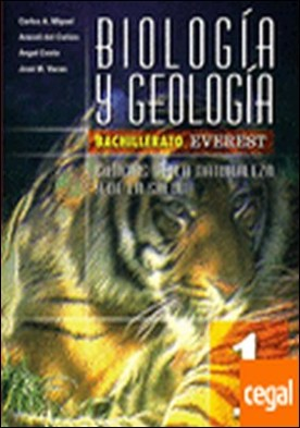 Biología y Geología 1º Bachillerato . Ciencias de la Naturaleza y de la Salud