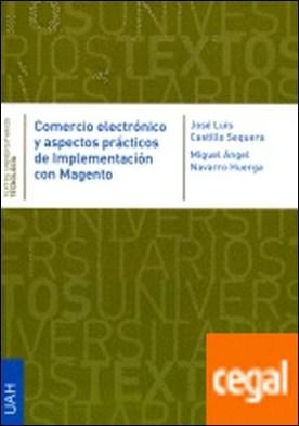 Comercio electrónico y aspectos prácticos de implementación con Magento