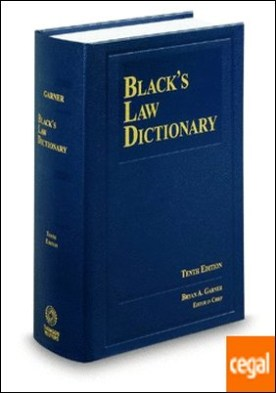 Black's Law Dictionary, 10th edition.