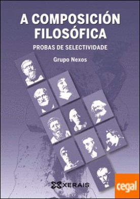 A composición filosófica. Probas de Selectividade por Alonso Rodríguez, Ana María PDF