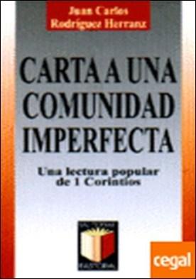 061 - Carta a una comunidad imperfecta