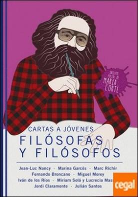 Cartas a jóvenes filósofas y filósofos . Incluye postal de María Corte por Nancy, Jean-Luc PDF