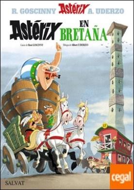 Astérix en Bretaña. Edición 2012