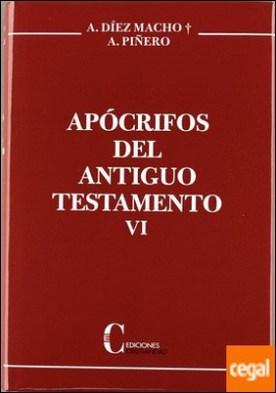APOCRIFOS DEL ANTIGUO TESTAMENTO VI