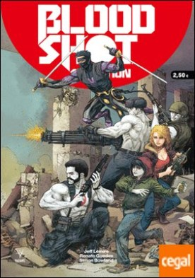 Bloodshot Salvation 6