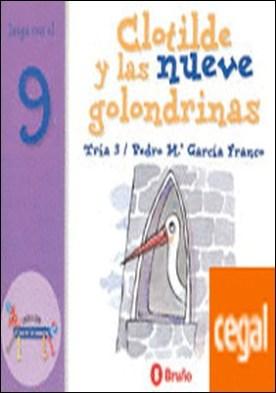 Clotilde y las nueve golondrinas . Juega con el 9