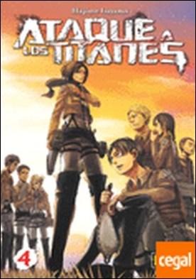 Ataque a los titanes 4