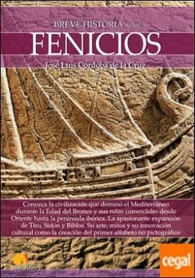 Breve historia de los fenicios por Córdoba de la Cruz, José Luis PDF