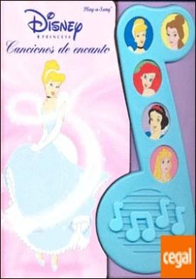 CANCIONES DE ENCANTO . Princesas