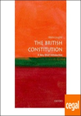 British Constitution, the : A Very Short Introduction
