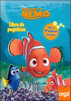 Buscando a Nemo. Libro de pegatinas