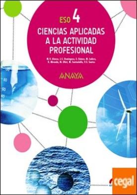 Ciencias Aplicadas a la Actividad Profesional 4.