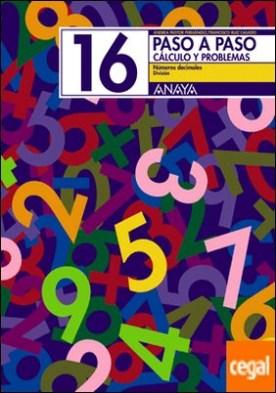 16. Números decimales. División