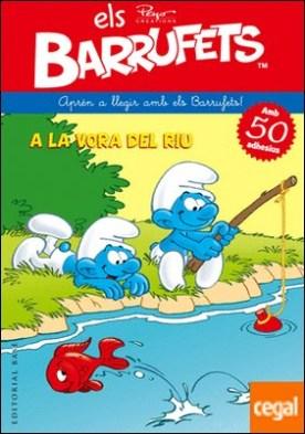 Aprèn a llegir amb els Barrufets! A la vora del riu