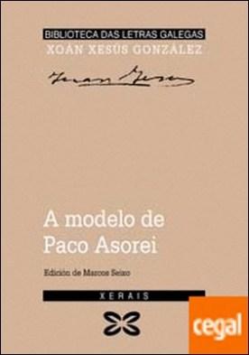 A modelo de Paco Asorei