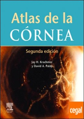 Atlas de la córnea + CD-ROM