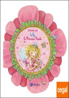 Colorea con Lily, la Princesa Hada
