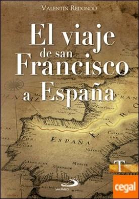El viaje de san Francisco a España