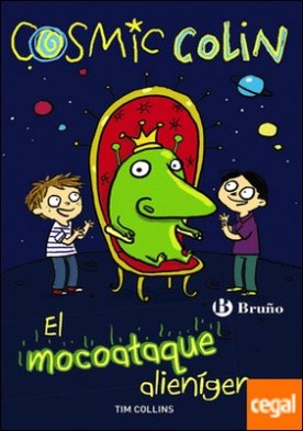 Cosmic Colin: El mocoataque alienígena