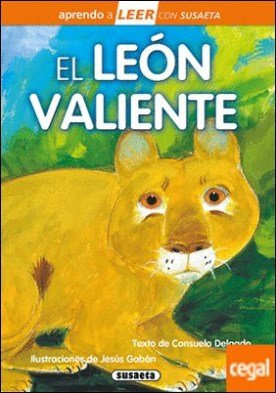 El león valiente