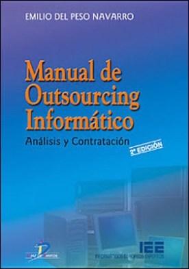 Manual de outsourcing informático: Edición 2