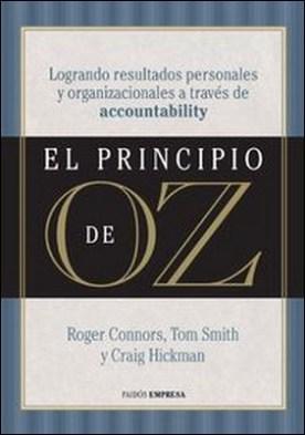 El principio de Oz por Tom Rob Smith, Roger Connors, Craig Hickman