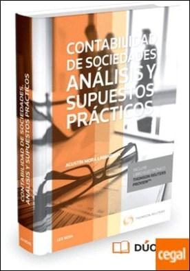 Contabilidad de Sociedades. Análisis y supuestos prácticos (Papel + e-book)