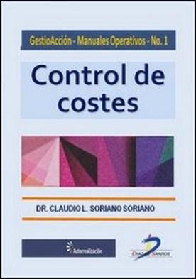 Control del costes por Soriano Soriano, Claudo Luis PDF